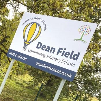 School Design Signage