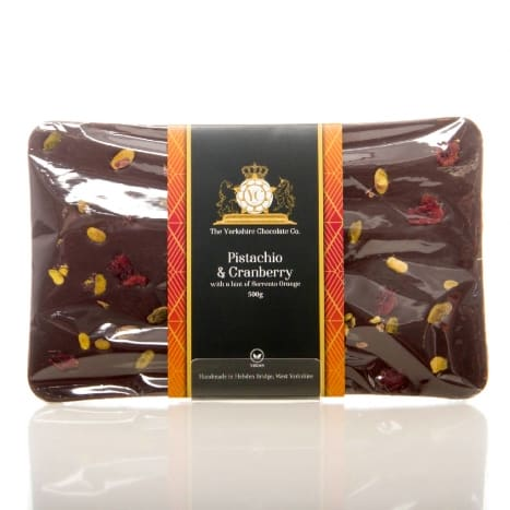packaging Yorkshire chocolate