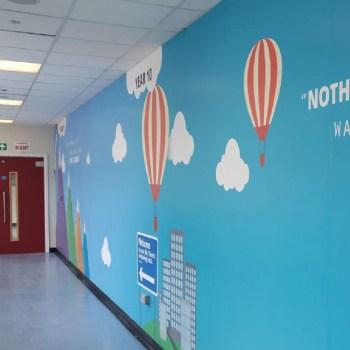 Wallpaper schools