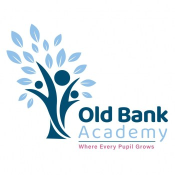 Old Bank Academy logo design for schools case study
