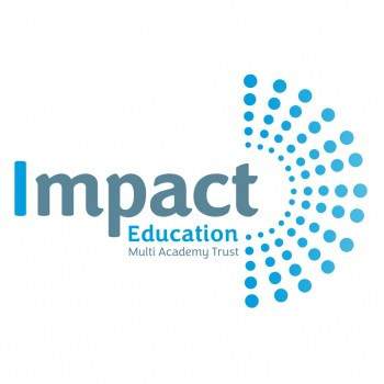 Impact Academy Trust branding for designs for schools