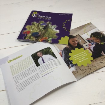 Design for Schools Cross Lane Primary School Prospectus