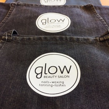 garments printed logo