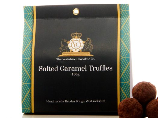 design for packaging Yorkshire chocolate